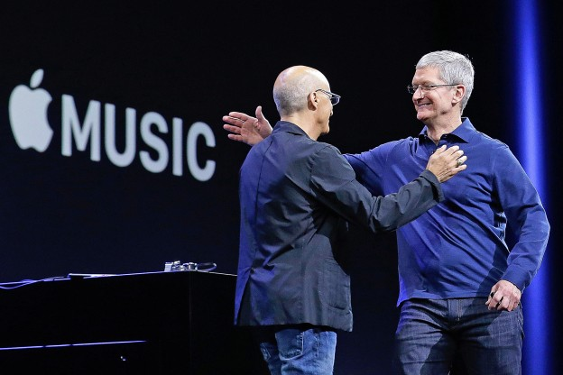 Pandora, Spotify face the music as Apple, Google and Amazon tune up for streaming