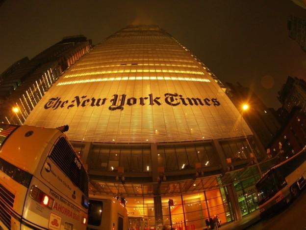 NYT innovation report: Falling behind in digital