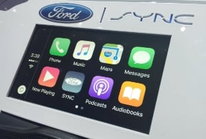 Podcasts, streaming music enabled in 2016 auto dashboards